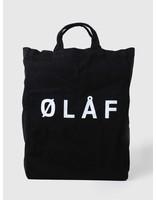 Olaf Hussein Olaf Hussein OH Tote Bag Black