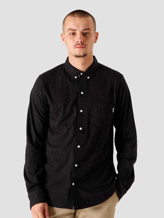 Wemoto Shaw Nep Sweater Black Nep 161.225-109