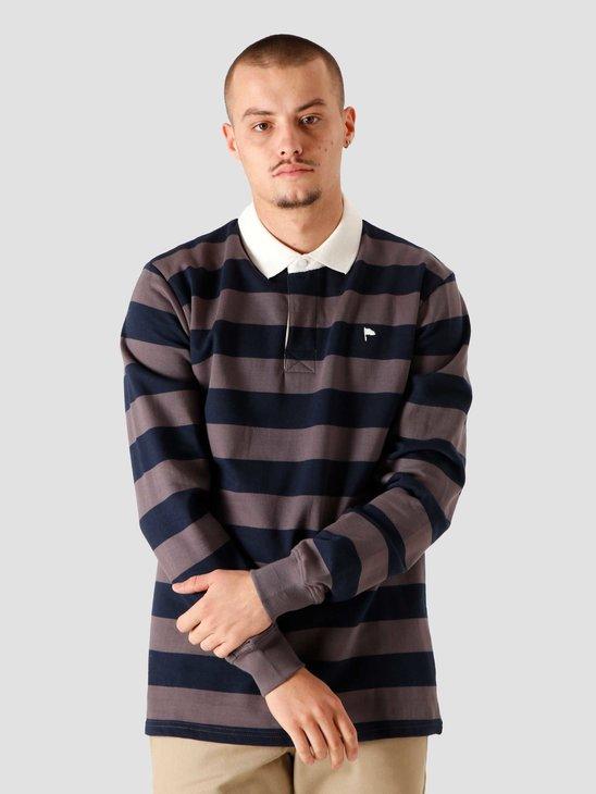 Wemoto Watson Sweater Navy Blue 161.424-400