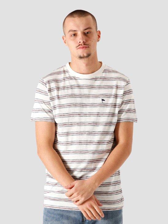 Wemoto Adam T-shirt Off White 161.219-201