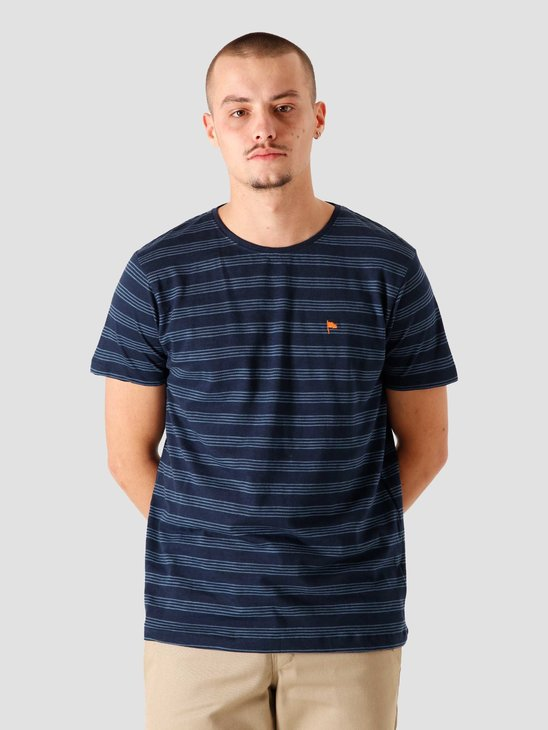 Wemoto Cope T-shirt Navy Blue 161.241-400