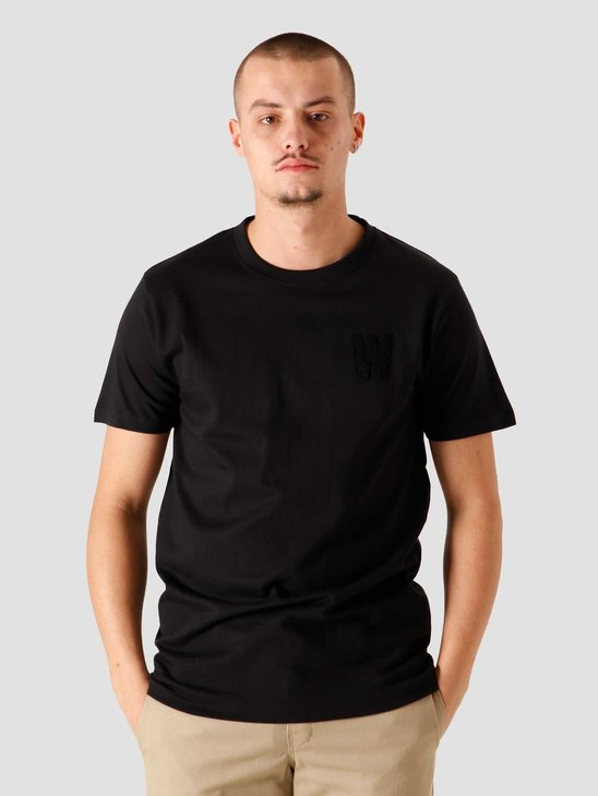 Wemoto Wildlife T-Shirt Black 161.149-100