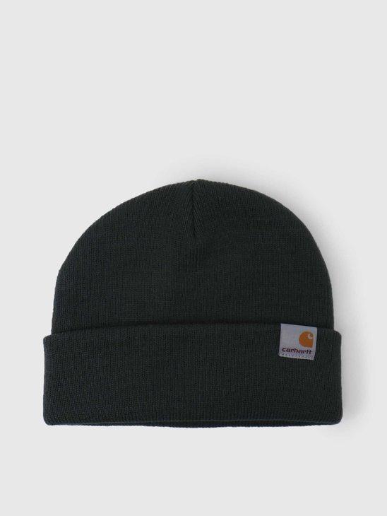Carhartt WIP Stratus Hat Low Dark Teal I025741-0F200