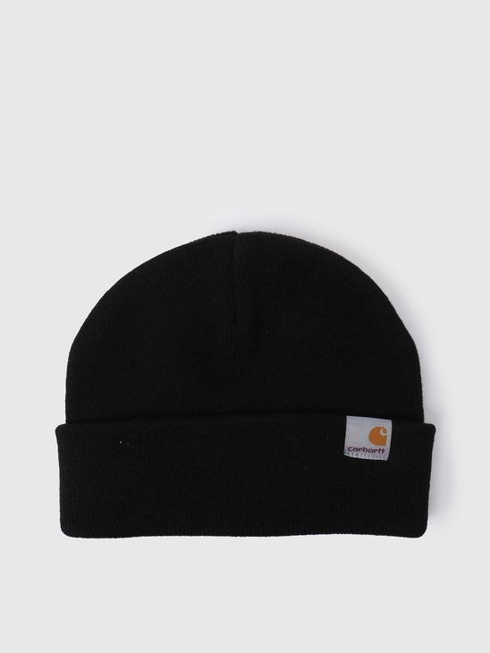 Carhartt WIP Stratus Hat Low Black I025741-8900
