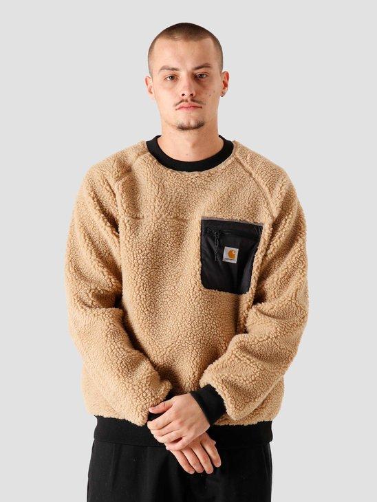 Carhartt WIP Prentis Sweatshirt Dusty H Brown I028131-7