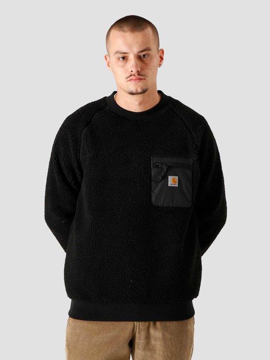 Carhartt WIP Prentis Sweatshirt Black I028131-8900