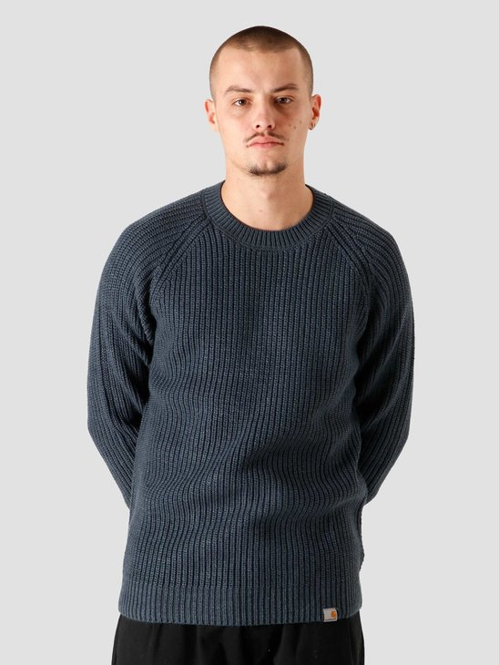Carhartt WIP Forth Sweater Admiral I028263-0