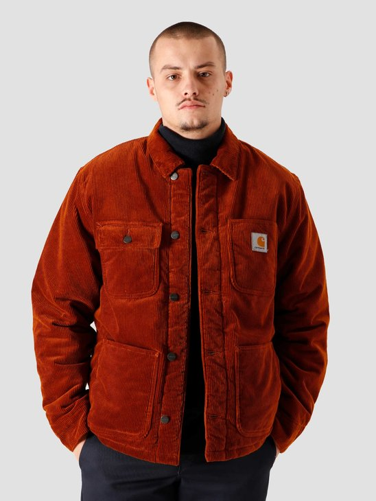 Carhartt WIP Michigan Coat Brandy I028628-0E902