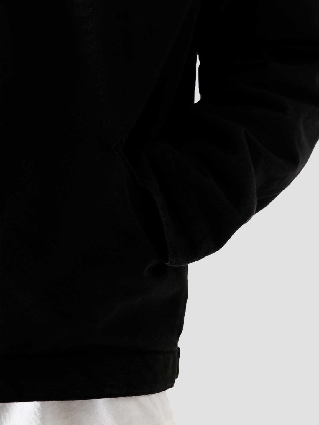 Carhartt WIP Carhartt WIP OG Detroit Jacket Black Black I027358-893K