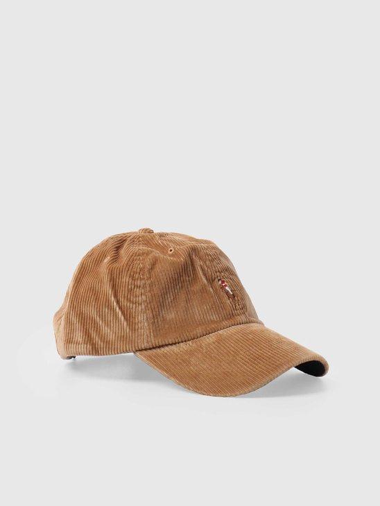 Polo Ralph Lauren Classic Sport Cap Hat Berkshire Tan 710811342005
