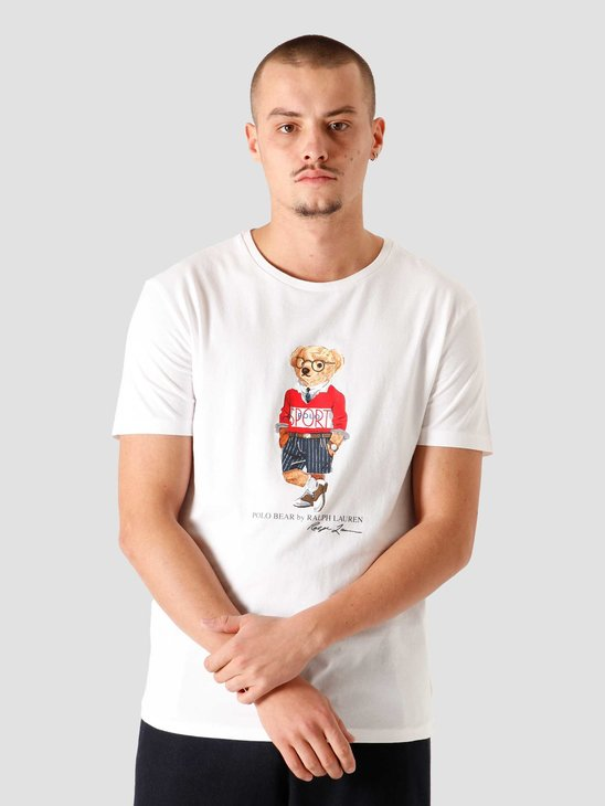 Polo Ralph Lauren 26-1'S Jersey T-Shirt White 710803488002