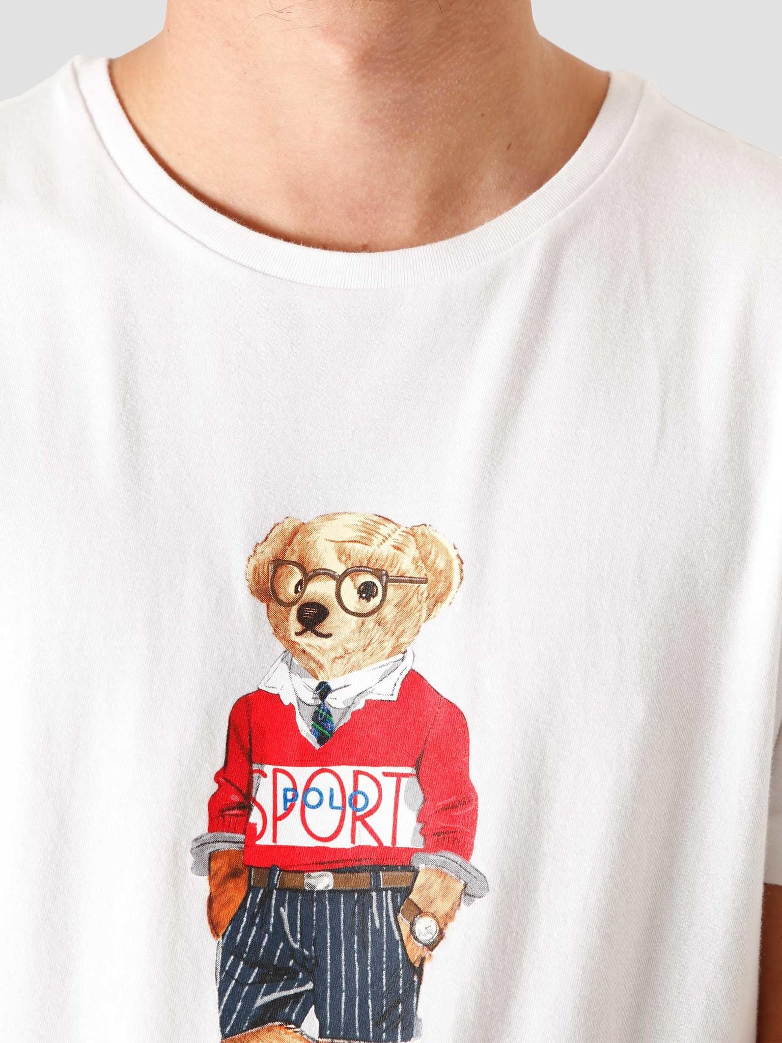 Polo Ralph Lauren Polo Ralph Lauren 26-1'S Jersey T-Shirt White 710803488002
