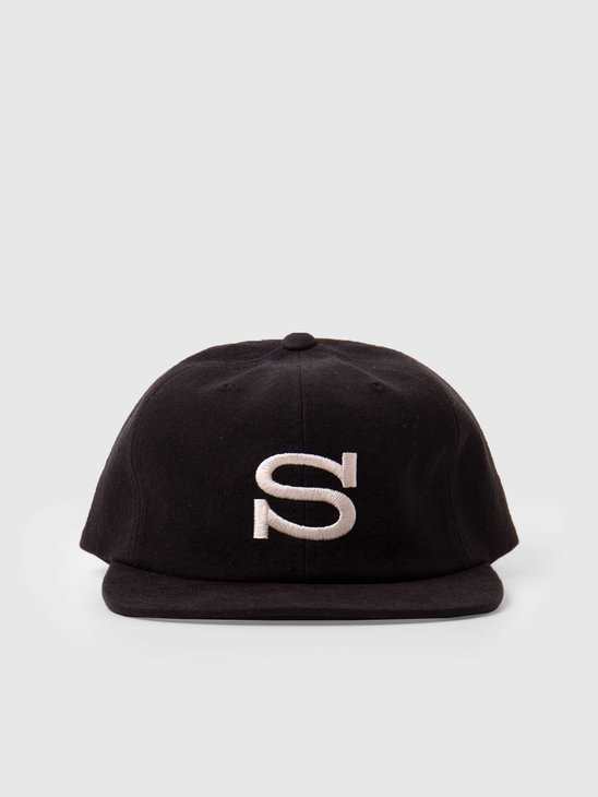 Stussy Stussy Sport Logo Cap Black 131960N-0001
