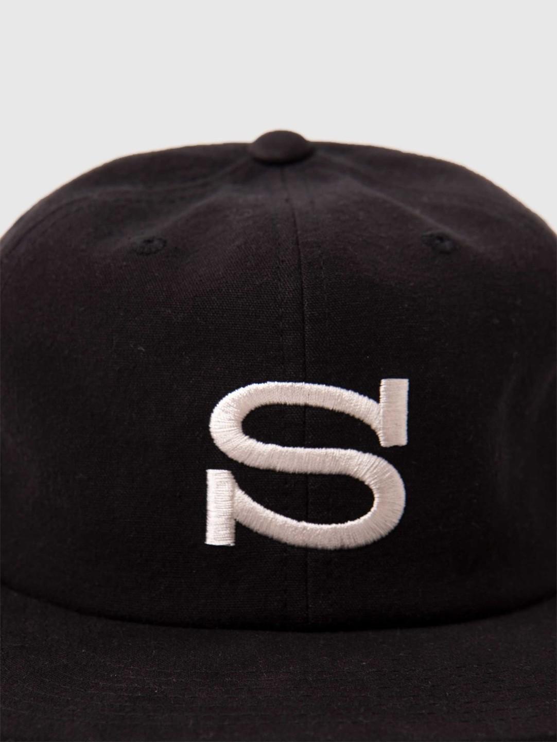 Stussy Stussy Stussy Sport Logo Cap Black 131960N-0001