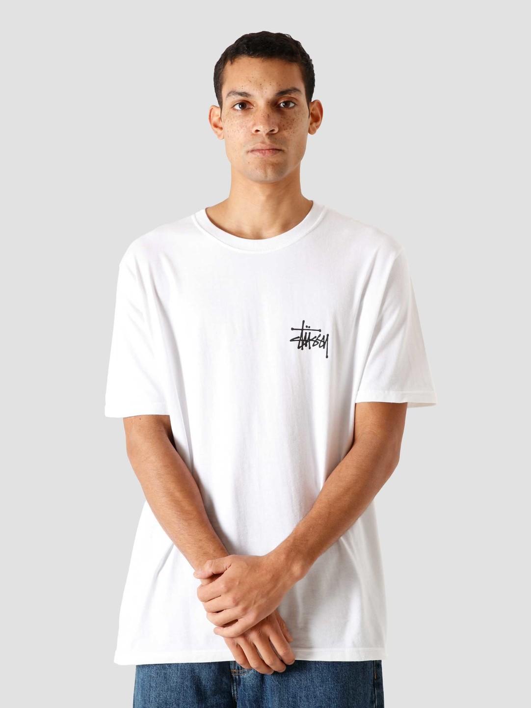 Stussy Stussy Waiter T-Shirt White 1904588-1201