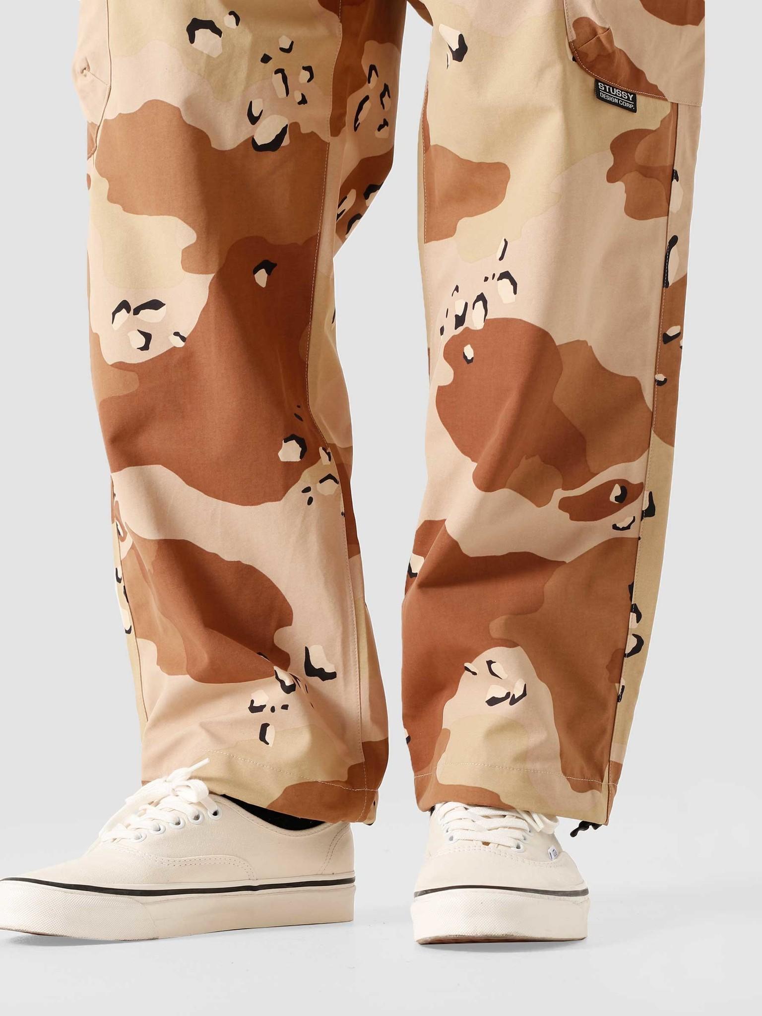 Stussy Stussy Camo Taped Seam Cargo Pant Camo 116450-1431