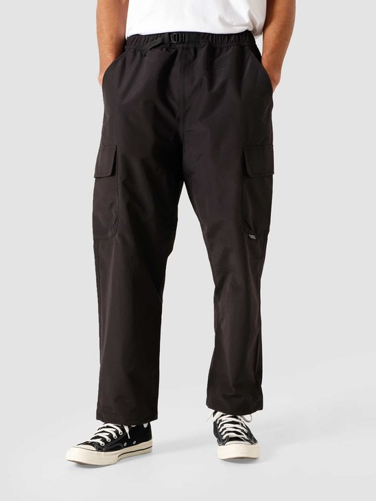 Stussy Solid Taped Seam Cargo Pant Black 116451-0001