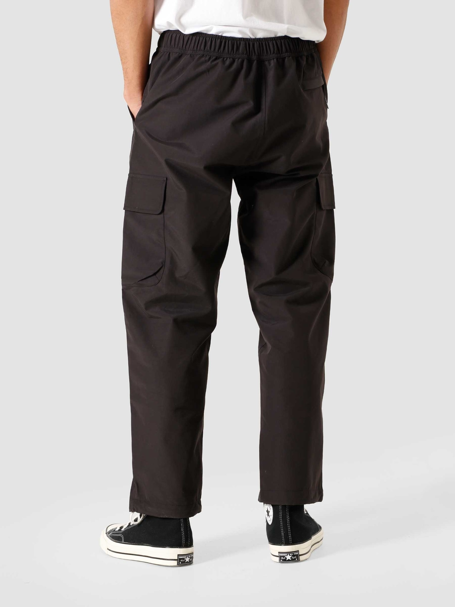 Stussy Stussy Solid Taped Seam Cargo Pant Black 116451-0001
