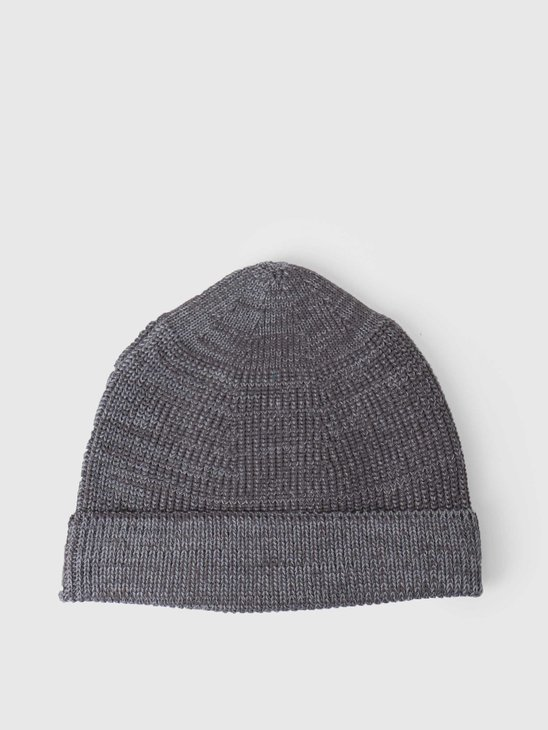 Snow Peak WG Stretch Knit Cap M.Grey UG-852