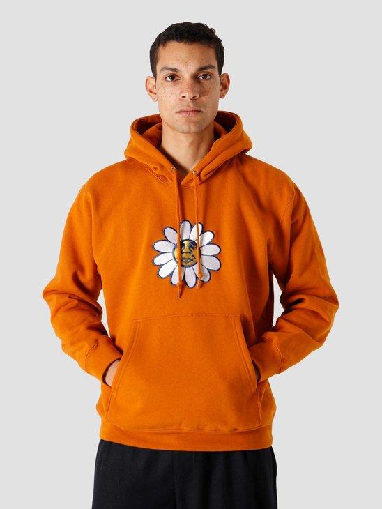 Obey Daisy Hood Pumpkin Spice 112470100 PSC
