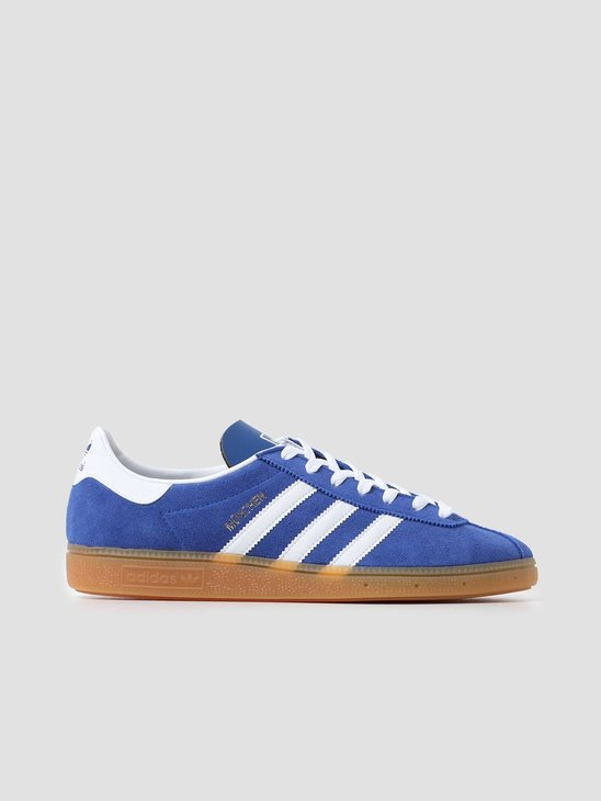 adidas Munchen Royal Blue White Gum2 FV1190
