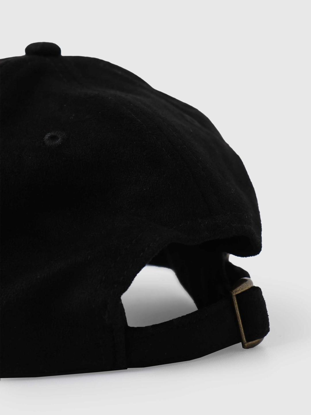 Stussy Stussy Microfiber Low Pro Cap Black 131958-0001