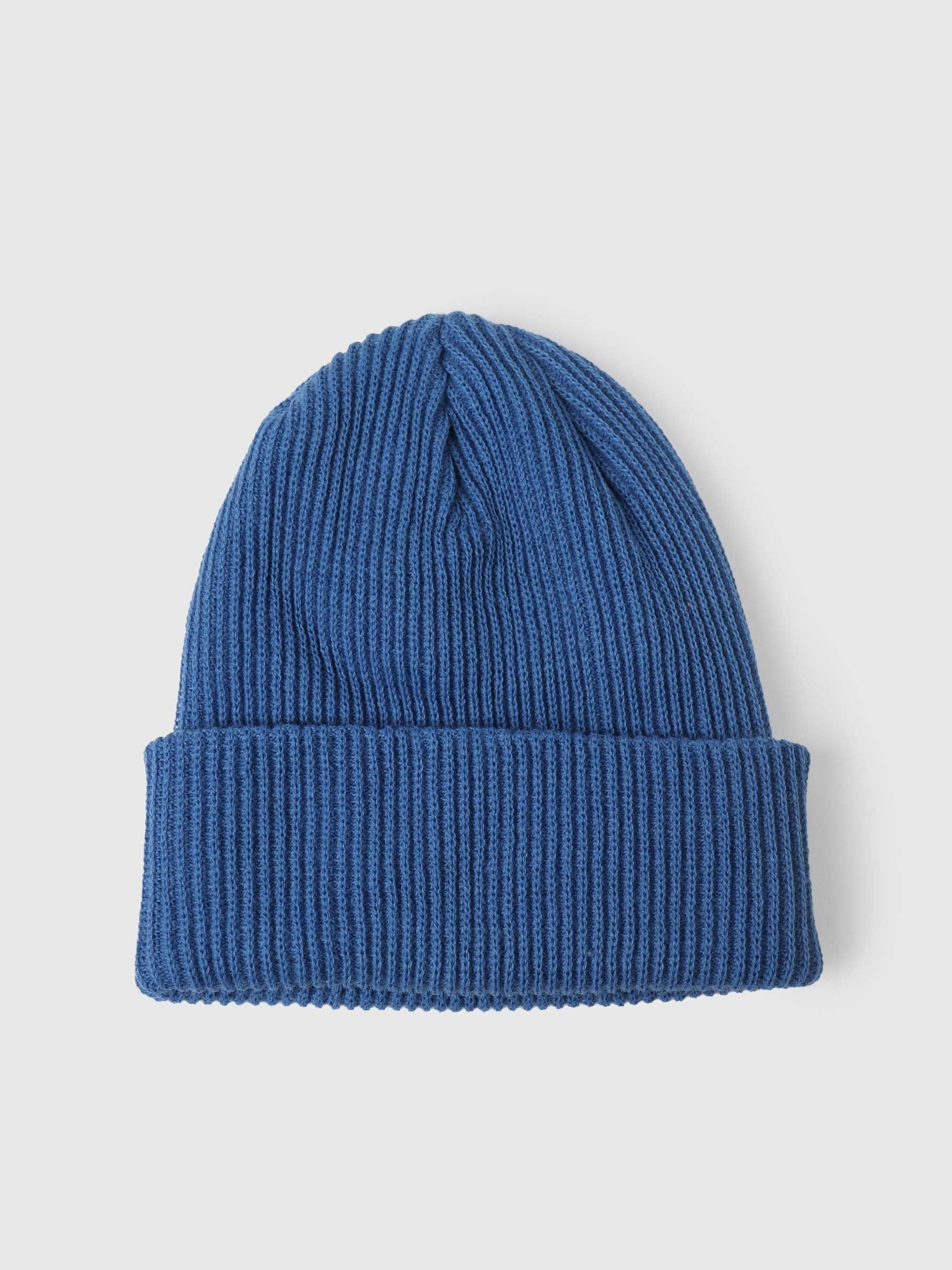 Stussy Stussy Small Patch Watchcap Beanie Blue 132988-0801