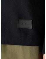 Quality Blanks Quality Blanks QB43 Wool Shirt Navy