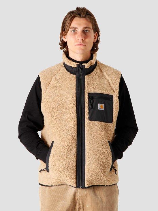 Carhartt WIP Prentis Vest Liner Dusty H Brown I026719-7