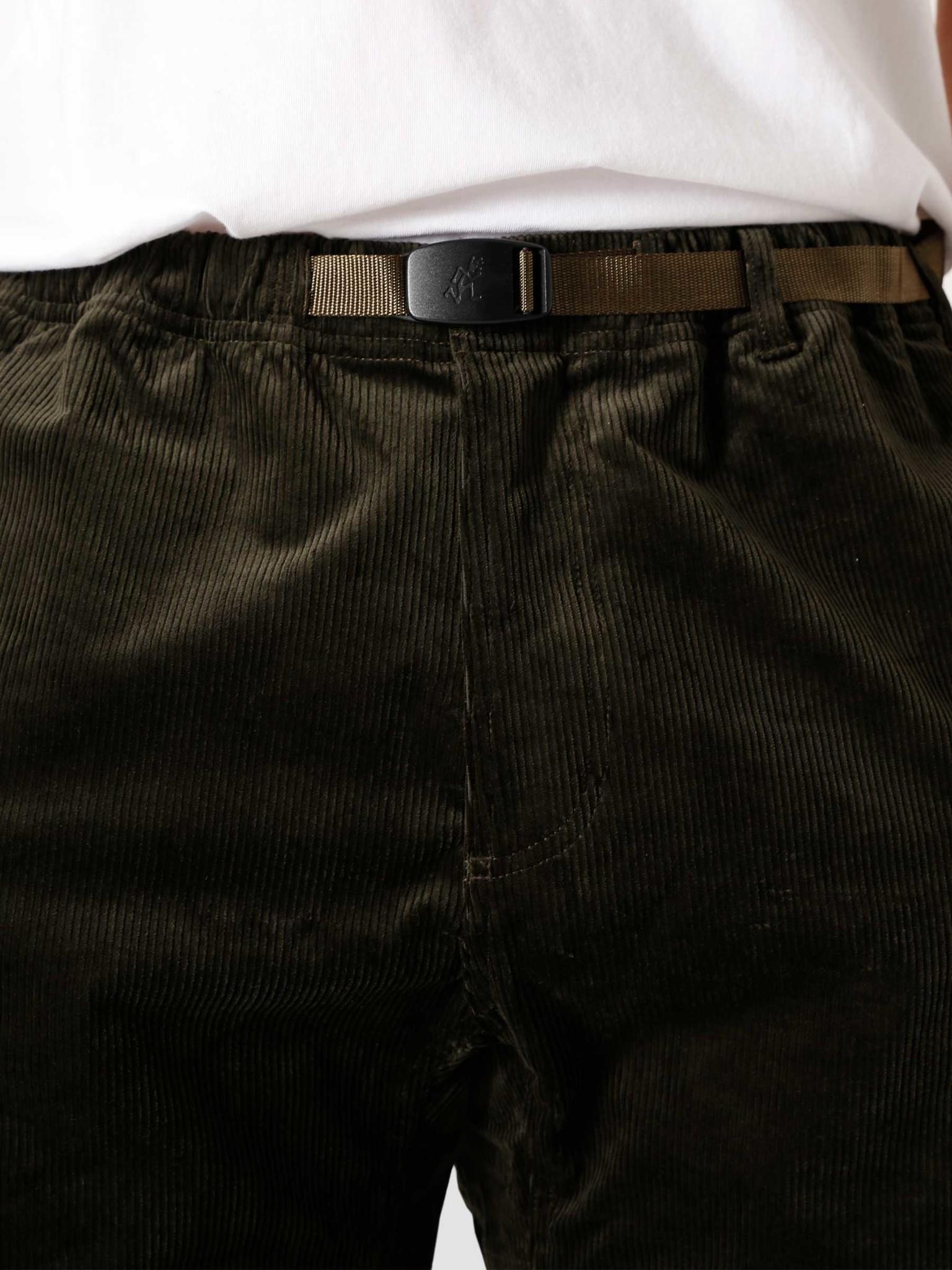 Gramicci Gramicci Corduroy Gramicci Pants Olive GMP-20F018