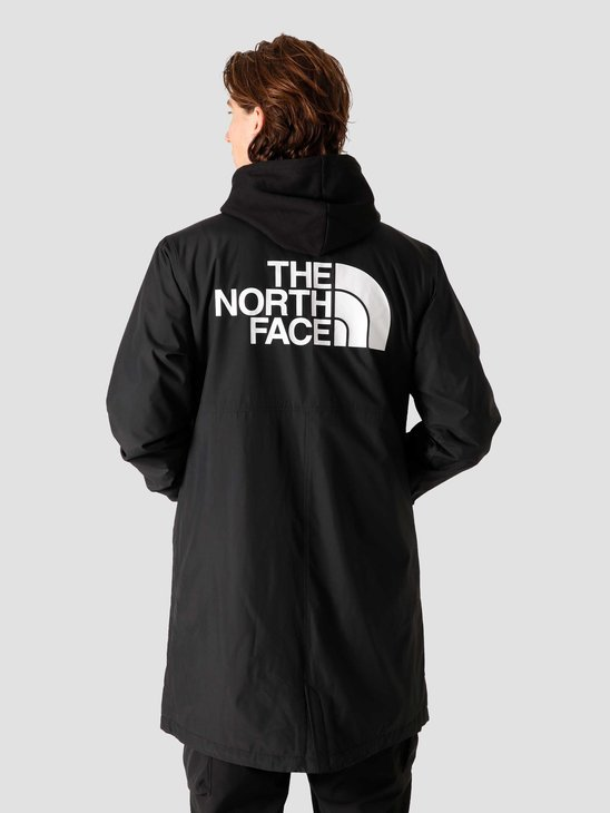 The North Face Telegraphic Coach Jacket Black NF0A4SWLJK3