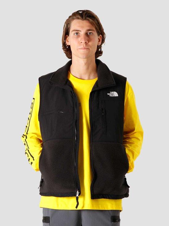 The North Face Denali Vest Black NF0A4QYOJK3