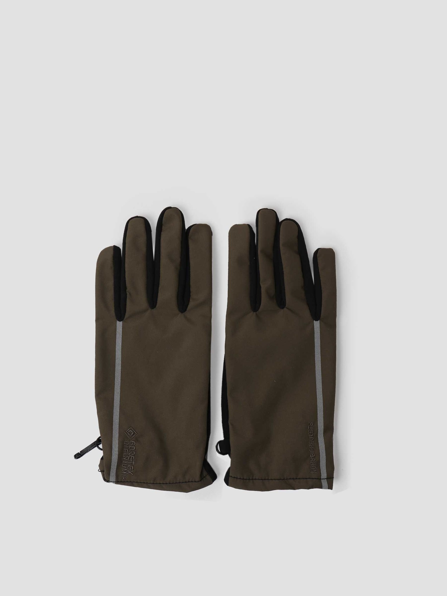 Norse Projects Norse Projects Hidra Windstopper Tech Glove Shale Stone N84-0023-2070