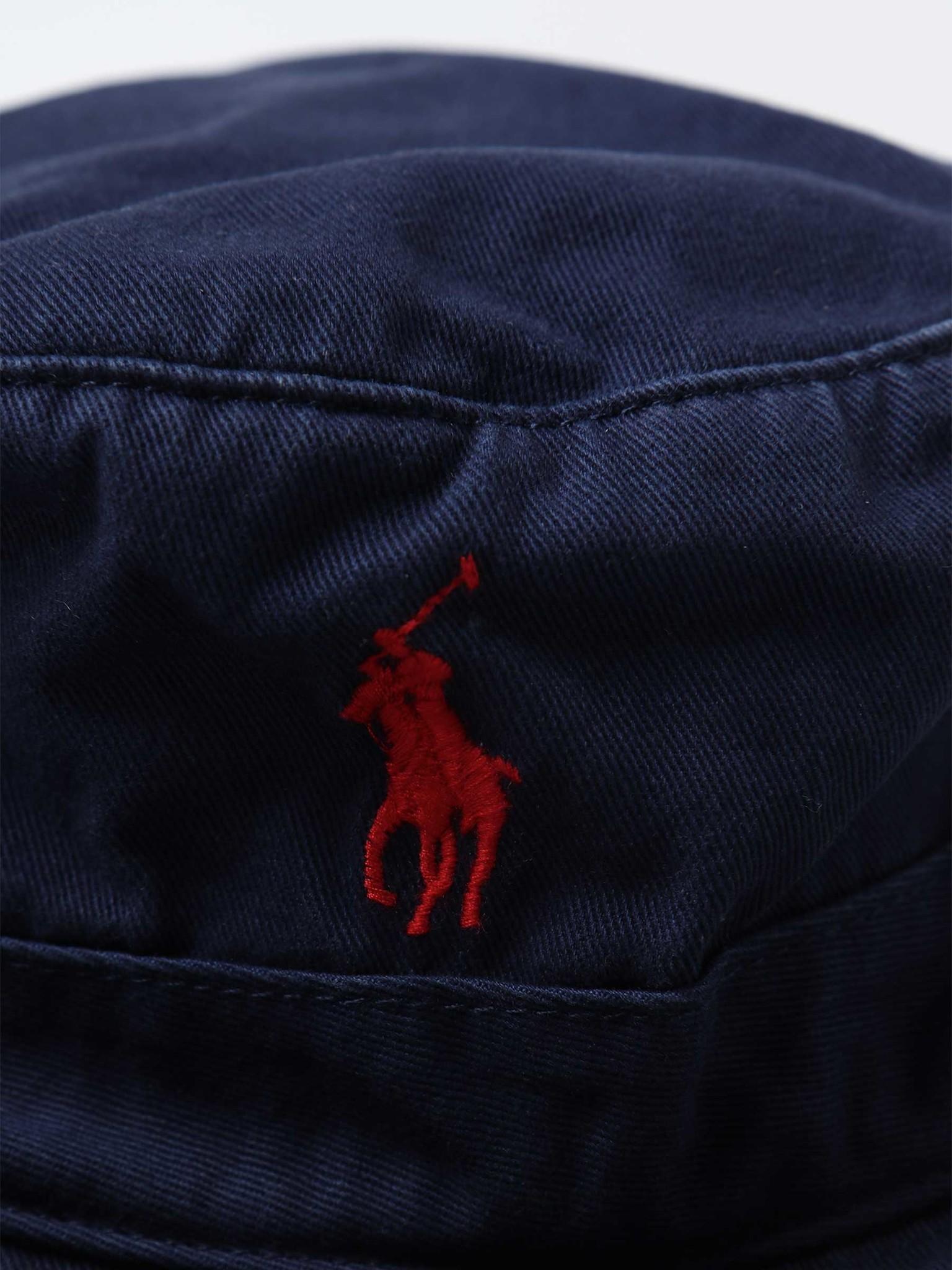 Polo Ralph Lauren Polo Ralph Lauren Loft Bucket Hat Newport Navy 710798567005