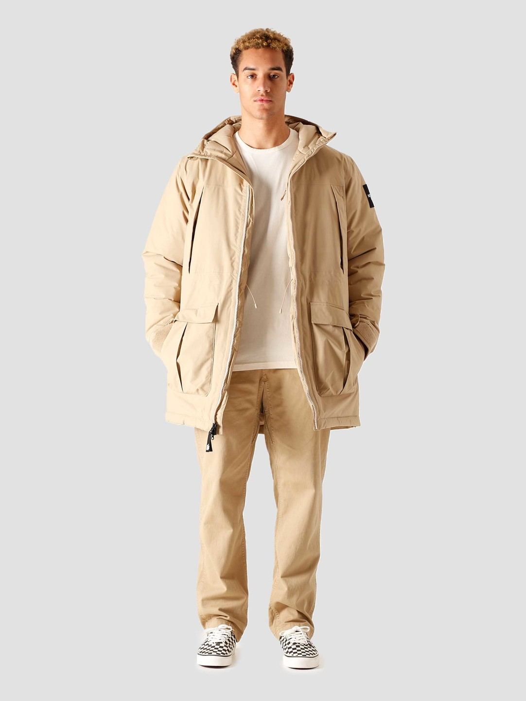 The North Face The North Face Storm Peak Jacket Hawthorne Khaki NF0A4M83H7E