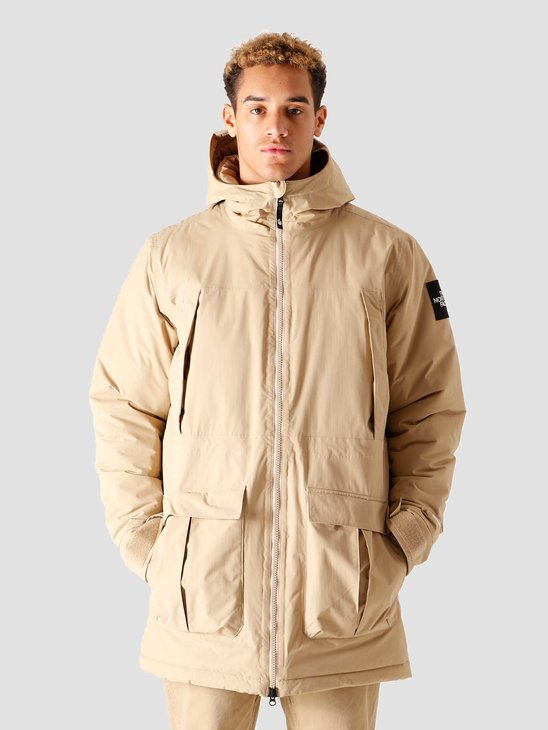 The North Face Storm Peak Jacket Hawthorne Khaki NF0A4M83H7E