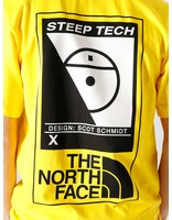 The North Face The North Face Steep Tech T-Shirt Lightning Yellow NF0A4746RR8