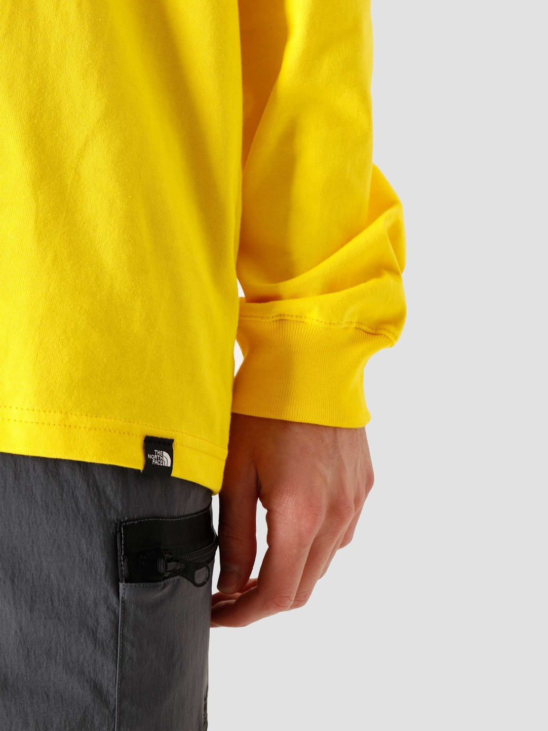 The North Face The North Face Steep Tech Longsleeve Lightning Yellow NF0A3YCRRR8