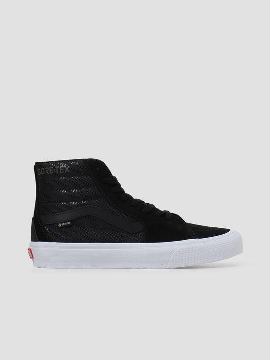 Vans UA SK8-Hi Gore-Tex Black True White VN0A4VJD23F1