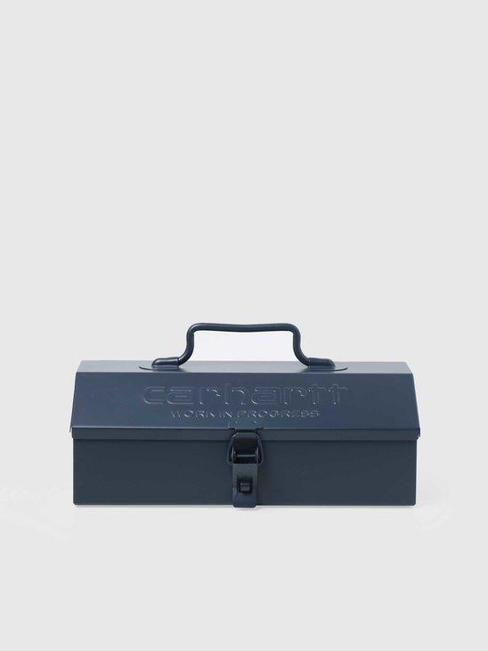 Carhartt WIP Script Tool Box Admiral I028748-0