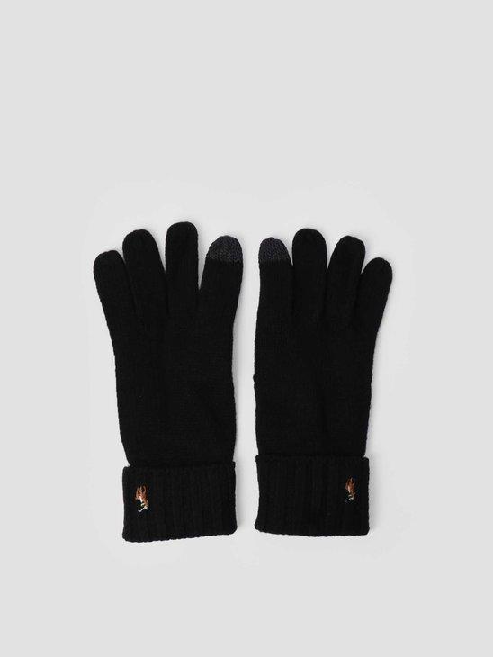 Polo Ralph Lauren Signature Meri Glove Black 449777692001