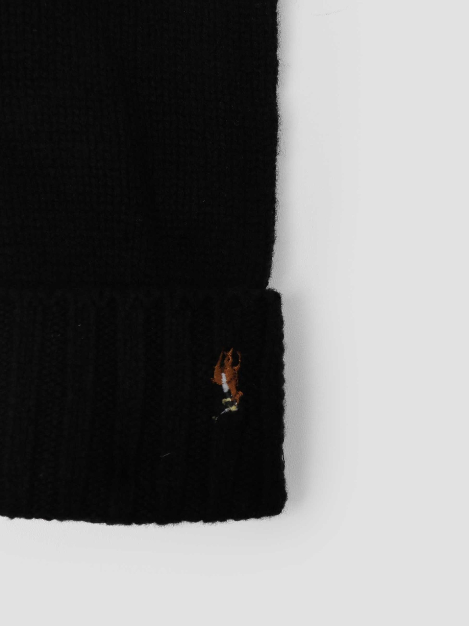 Polo Ralph Lauren Polo Ralph Lauren Signature Meri Glove Black 449777692001