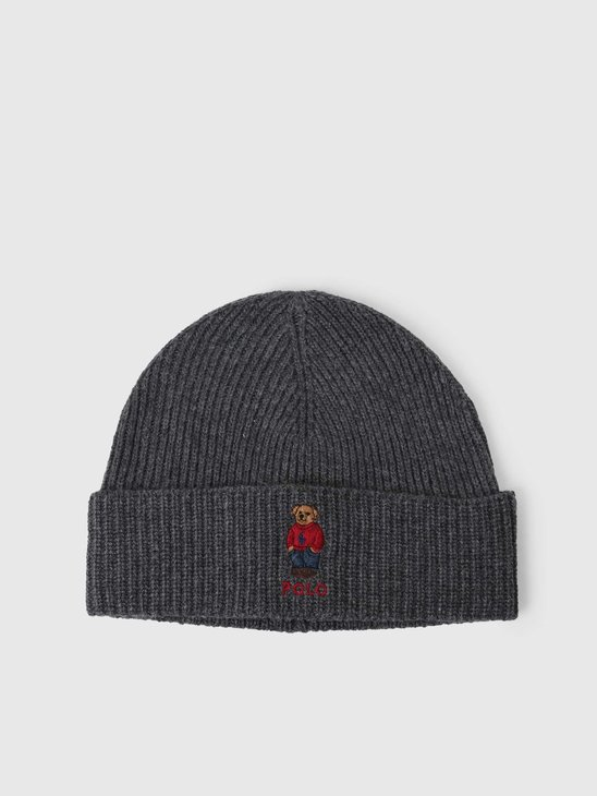 Polo Ralph Lauren Polobear Hat Grey 449775528002