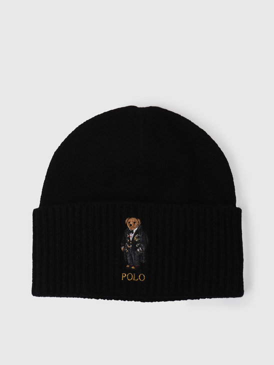 Polo Ralph Lauren Holiday BR Hat Black 449823764001