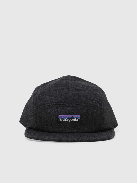 Patagonia Recycled Wool Cap Forge Grey 22320