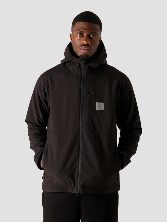 Carhartt WIP Softshell 20 Jacket Black I028121-8900