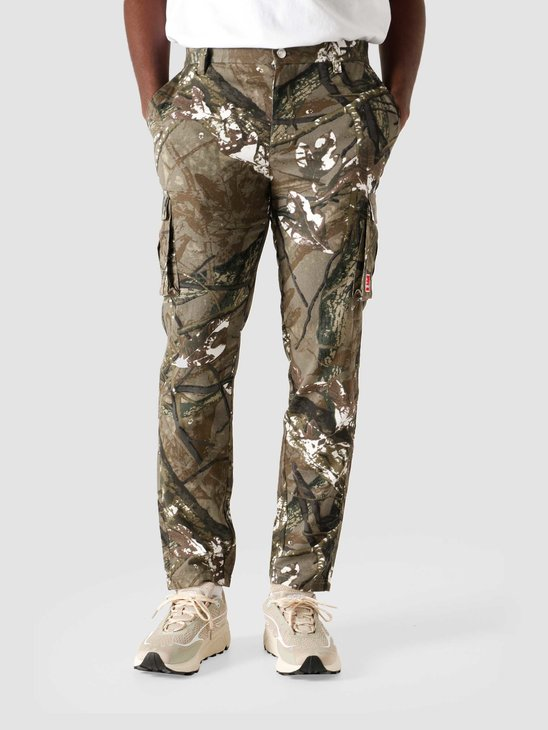 The New Originals Midfield Trousers Forest Camo