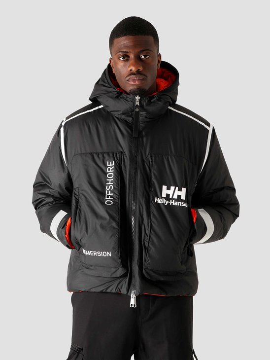 Helly Hansen HH Arc Reversible Puffer Black 53562-990