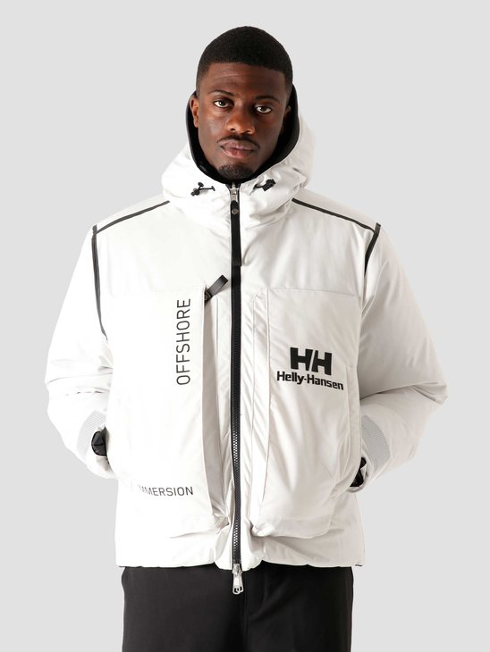 Helly Hansen HH Arc Reversible Puffer Nimbus Cloud 53562-823