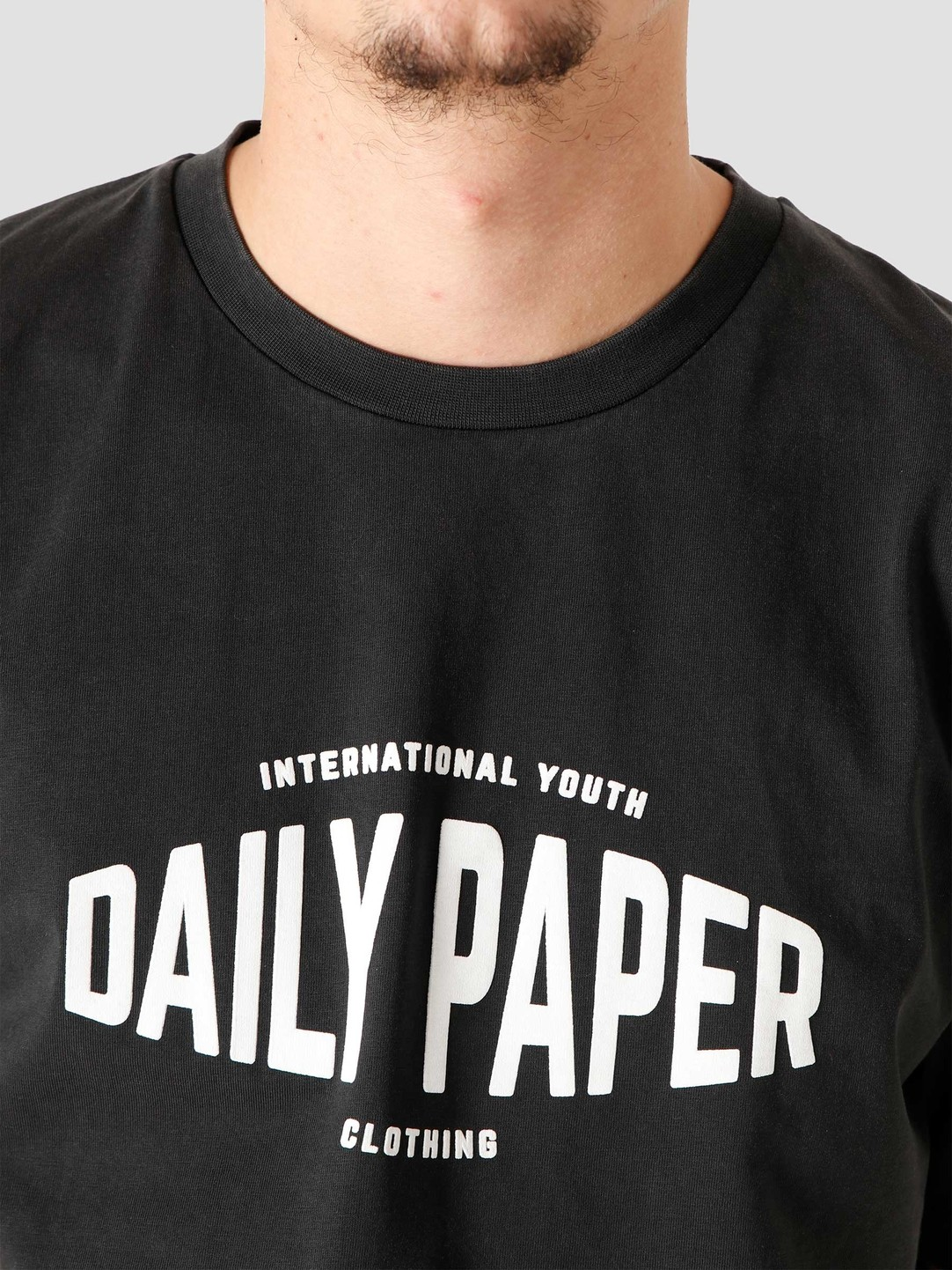 Daily Paper Daily Paper Hoyouth T-Shirt Black 2021306